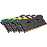 Corsair 32GB KIT DDR4 3600MHz CL18 VENGEANCE RGB PRO SL, Black