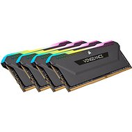 Corsair 128GB KIT DDR4 3200MHz CL16 VENGEANCE RGB PRO SL, Black