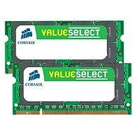 Corsair SO-DIMM, 4 GB KIT DDR2 667 MHz CL5