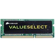 Corsair SO-DIMM 2GB DDR3 1066MHz CL7 - Operačná pamäť
