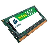 Corsair SO-DIMM 4GB DDR3 1333MHz CL9 - Operačná pamäť