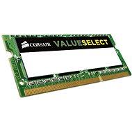 Corsair SO-DIMM 8GB DDR3 1333MHz CL9 - Operačná pamäť