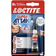 LOCTITE Super Attak Power Flex Gel 3 g - Sekundové lepidlo