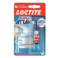 LOCTITE Super Attak Power easy - Sekundové lepidlo