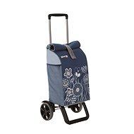 GIMI Rolling Thermo modrý nákupný vozík 50 l - Vozík