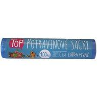 VIPOR Top Extra solid, 20 × 30 cm, 100 pcs, blue - Bag