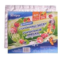 VIPOR HDPE freezing bags, 20 × 30cm, 50 pcs - Bag