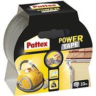 PATTEX Power Tape strieborná, 5 cm × 10 m - Lepiaca páska
