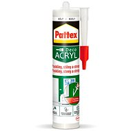 PATTEX Cracks, walls and ceilings, white, flexible sealant 280 ml
