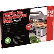 ALUFIX Paper for Contact Grill and Baking 33 × 27cm - Baking Paper