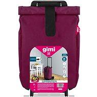 GIMI Sprinter Shopping Trolley, Purple
