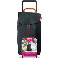 GIMI Tris Floral Shopping Trolley, Grey - Shopping Trolley