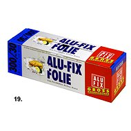 ALUFIX Alobal 300 m, width 29 cm in a box with a saw - Aluminium foil