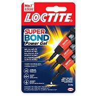 LOCTITE Super Bond Power Gel Mini Trio 3× 1g