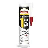 PATTEX One for All Crystal 290 g - Dvojzložkové lepidlo
