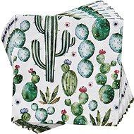 BUTLERS Aprés kaktus 20 ks - papierové obrúsky