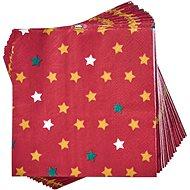 BUTLERS Aprés hviezdy 20 ks - papierové obrúsky