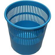 HOMEPOINT  Kôš na odpad dierovaný modrý