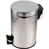 HOMEPOINT Kôš na odpad pedálový - Odpadkový kôš