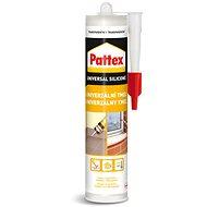 PATTEX Univerzálny silikón transparentný 280 ml - Silikónový tmel