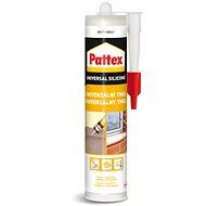 PATTEX Univerzálny silikón biely 280 ml - Silikónový tmel