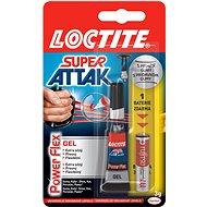 LOCTITE Super Attak Power Flex Gel 3g + Battery