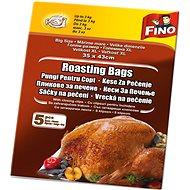 "FINO Baking Bags 5 pcs ""xxl size"" 35 × 43cm - Plastic Bags"