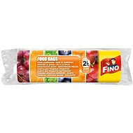 FINO Vrecká na potraviny na rolke 2 l 250 ks - Mikroténové vrecká