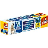 FINO Ice Bags 240 pcs - Box (10 bags) - Plastic Bags