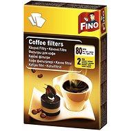 FINO Kávové filtre 2/80 ks