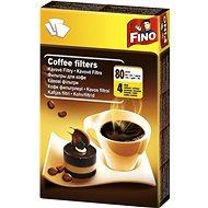 FINO Kávové filtre 4/80 ks - Kávové filtre