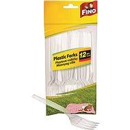 FINO Plastové vidličky 12 ks - Outdoorový riad