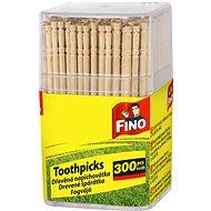 FINO Drevené špáradlá 300 ks - Outdoorový riad