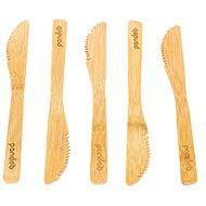 PANDOO Bambusový nôž sada 5 ks - Nôž