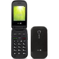 Doro 2404 Dual SIM Black - Mobilný telefón