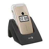 Doro Primo 413 zlatý - Mobilný telefón