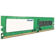 Patriot 4 GB DDR4 2 400 Mhz CL17 Signature Line (16×256) - Operačná pamäť