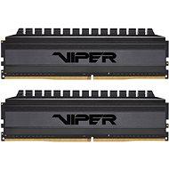 PATRIOT Viper 4 Blackout Series 8GB KIT DDR4 3000 MHz CL16