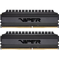 PATRIOT Viper 4 Blackout Series 16 GB KIT DDR4 3000 MHz CL16 - Operačná pamäť