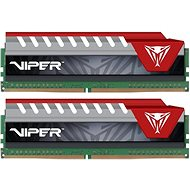 Patriot Viper Elite Series 8GB KIT DDR4 2400Mhz CL15 RED - Operačná pamäť