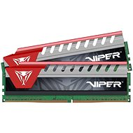 Patriot Viper Elite Series 16GB KIT DDR4 2400Mhz CL15 RED - Operačná pamäť