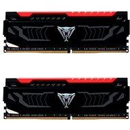 Patriot Viper LED Series 8 GB KIT DDR4 3000 MHz CL15 DDR4 RED