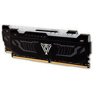 Patriot Viper LED Series 16 GB KIT DDR4 SDRAM 2400 MHz CL14 DDR4 SDRAM WHITE - Operačná pamäť