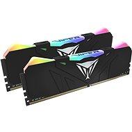 Patriot Viper RGB Series 16 GB KIT DDR4 2666 MHz CL15 DDR4 čierna