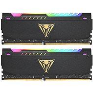 Patriot Viper Steel RGB Series 16 GB KIT DDR4 3200 MHz CL18 - Operačná pamäť