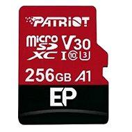PATRIOT EP Series 256GB MICRO SDXC V30 A1