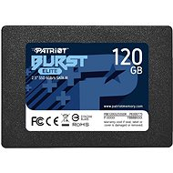 Patriot Burst Elite 120 GB - SSD disk