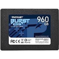 Patriot Burst Elite 960 GB - SSD disk