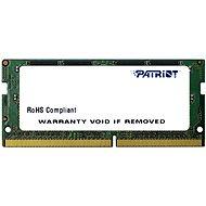 Patriot SO-DIMM 8GB DDR4 2133MHz CL15 - Operačná pamäť