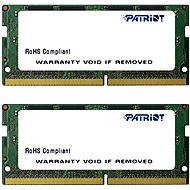 Patriot SO-DIMM 16 GB KIT DDR4 2133 MHz CL15 - Operačná pamäť